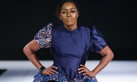 2020春夏[Tess Benjamin]尼日利亞時裝發布會