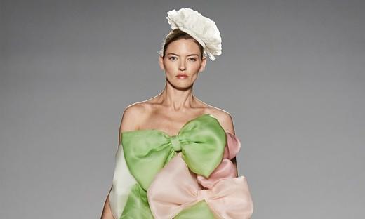 2020春夏高級定制[Celia Kritharioti]巴黎時裝發布會