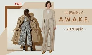 A.w.a.k.e. - 古怪的魅力(2020初秋 預售款)