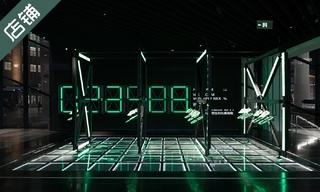 【店鋪賞析】Nike上海001實驗室定期更新的零售裝置
