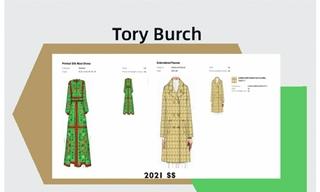 Tory Burch-2021春夏訂貨會