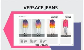 VERSACE JEANS- 2021/22秋冬訂貨會-1