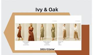 Ivy & Oak - 2021/22秋冬訂貨會