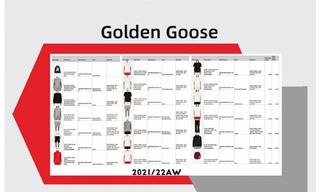 Golden Goose - 2021/22秋冬訂貨會