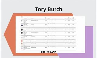 Tory Burch -2021/22秋冬訂貨會-1