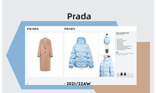 Prada- 2021/22秋冬訂貨會