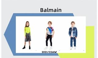 Balmain - 2021/22秋冬訂貨會