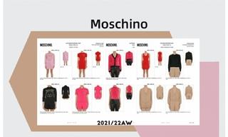 Moschino - 2021/22秋冬訂貨會