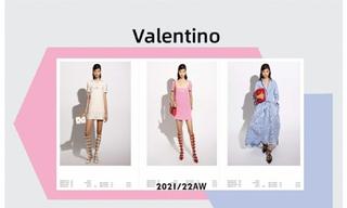 Valentino - 2021/22秋冬訂貨會