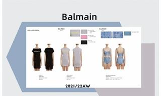 Balmain- 2021/22秋冬訂貨會-1