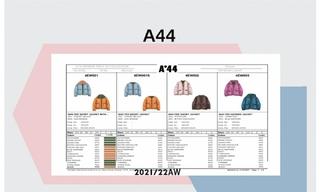 A44 - 2021/22秋冬订货会