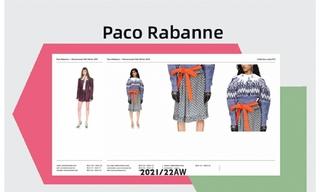 Paco Rabanne - 2021/22秋冬订货会