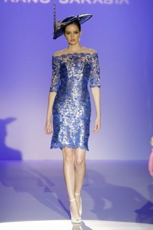 2015春夏婚紗[Franc Sarabia]巴塞羅那時裝發布會