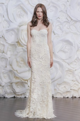 2015秋冬婚紗[Naeem Khan]紐約時裝發布會